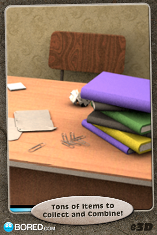 Screenshot e3D: The Classroom