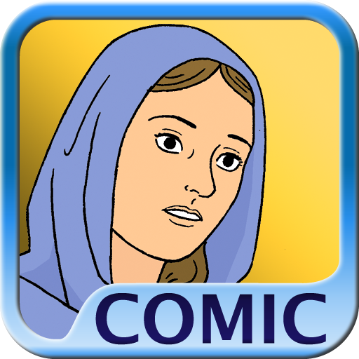 Biblia en cómic - Nacimiento de Jesús